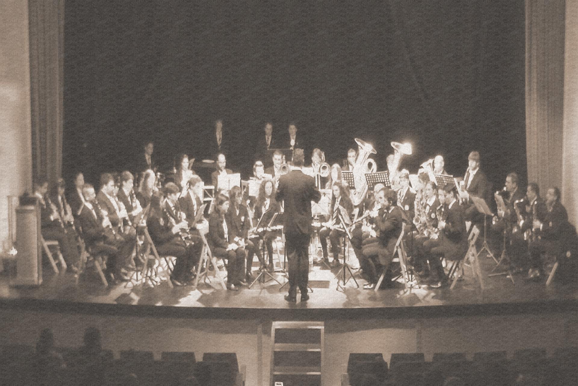 Concierto Banda de Música de Mieres