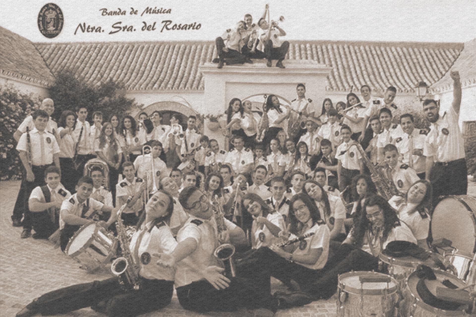 Concierto Banda N.S.R. de El Cuervo