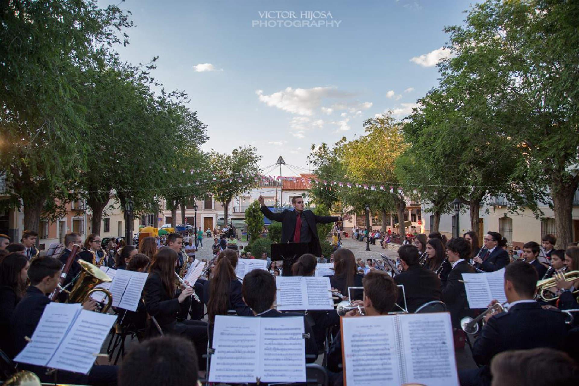 Curso de composición y concierto