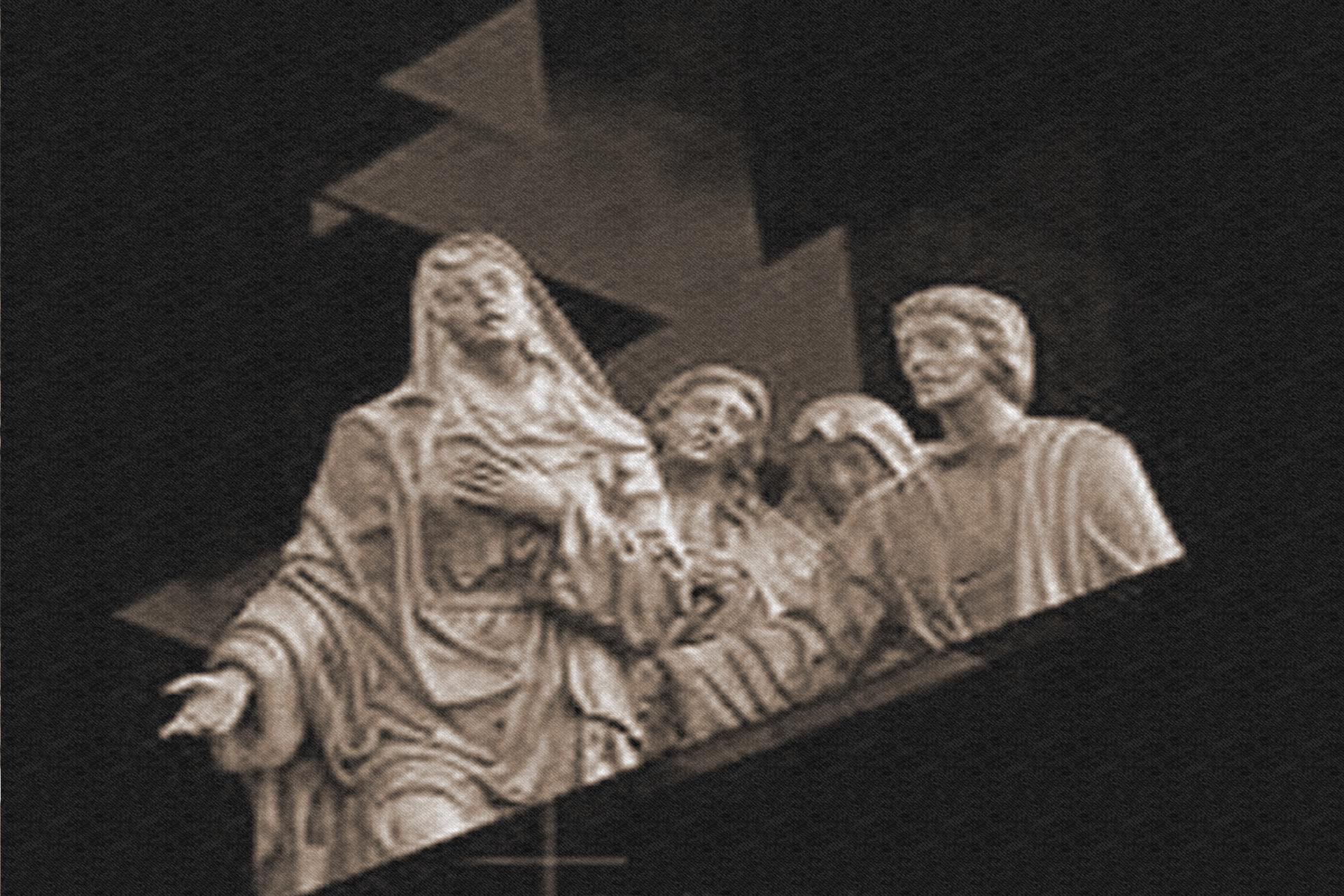 Estreno de La amargura de las 3 Marías y San Juan