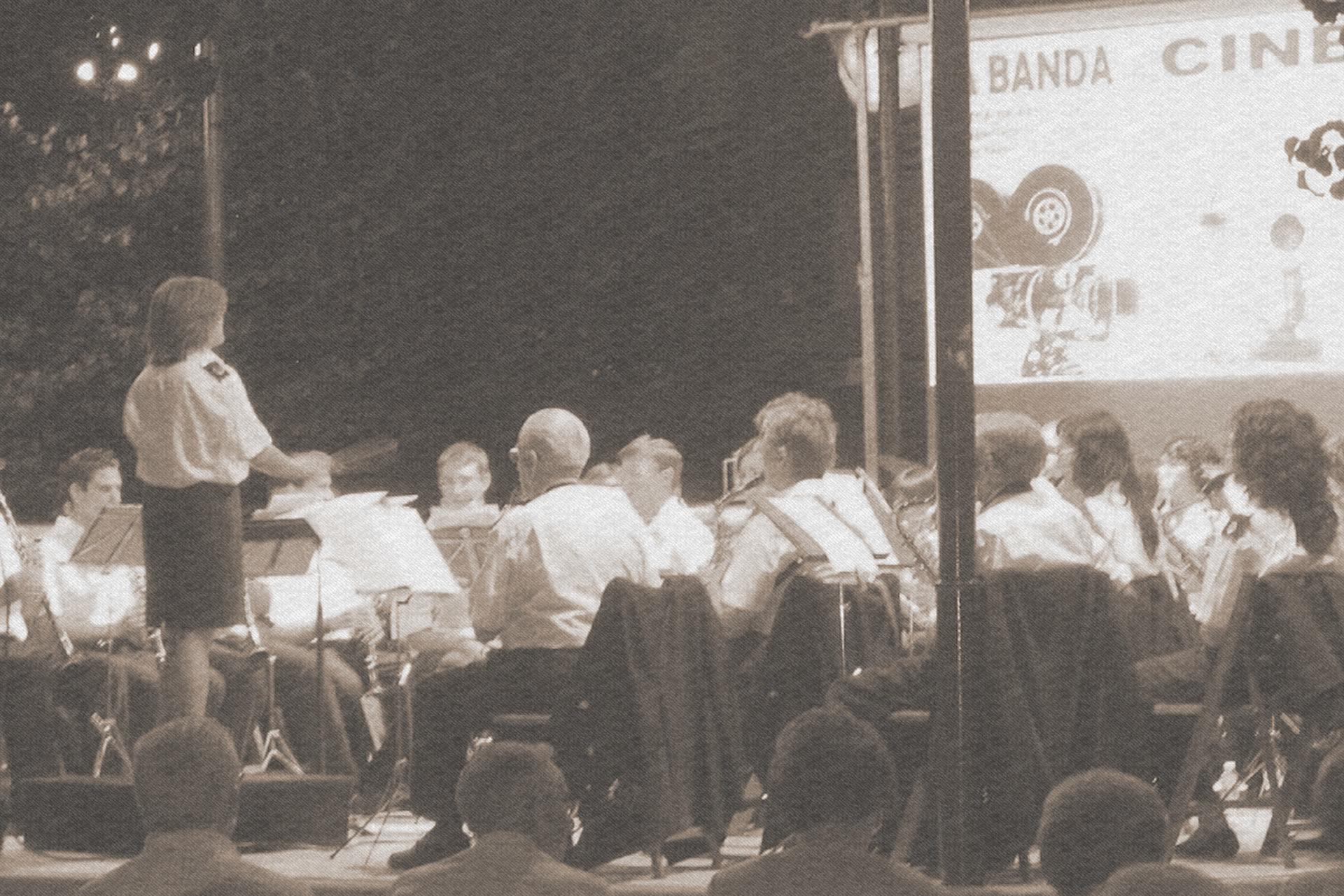 Presentación de Rebambalancha en La Bañeza