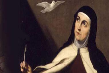 Tríptico sobre Santa Teresa